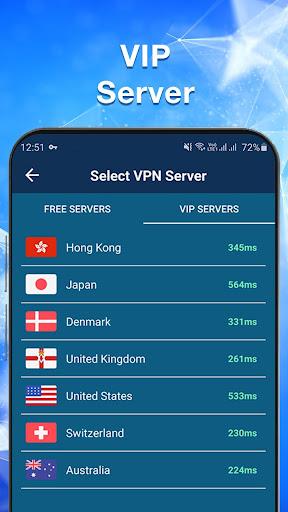VPN Master - Free & Fast & Secure VPN Proxy screenshot 6