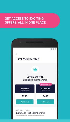Netmeds - India's Trusted Online Pharmacy App 7 تصوير الشاشة