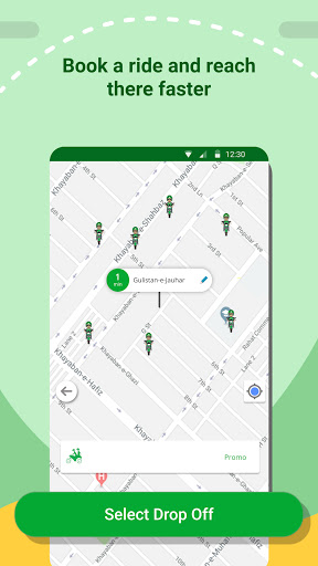 Bykea - Bike Taxi, Delivery & Payments screenshot 2