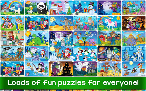 Kids Animals Jigsaw Puzzles ❤️🦄 screenshot 6