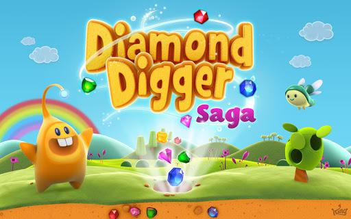 Diamond Digger Saga 15 تصوير الشاشة