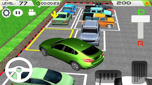Modern Dr Car Parking free Game 2020-Car Games screenshot 1