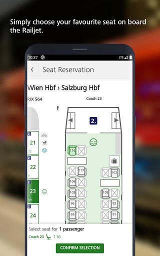 ÖBB – Train Tickets & More screenshot 2