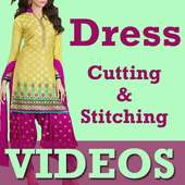 Dress/Suit Cutting Stitching on 9Apps