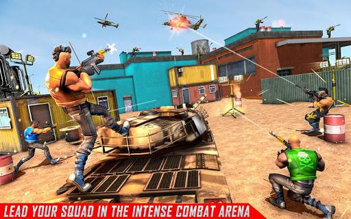 New Gun Shooting Strike - Counter Terrorist Games screenshot 8