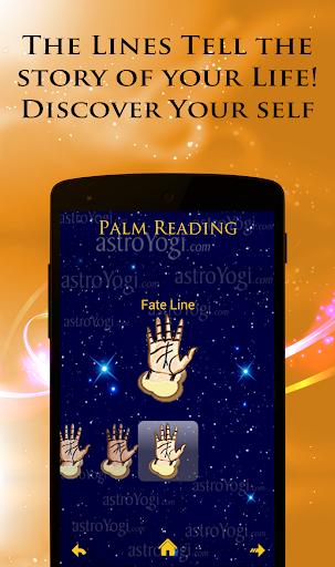 Palm Reading 10 تصوير الشاشة
