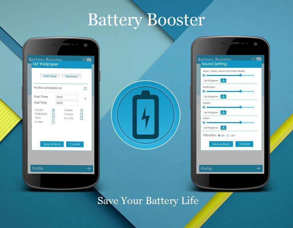 Battery Booster 2 تصوير الشاشة