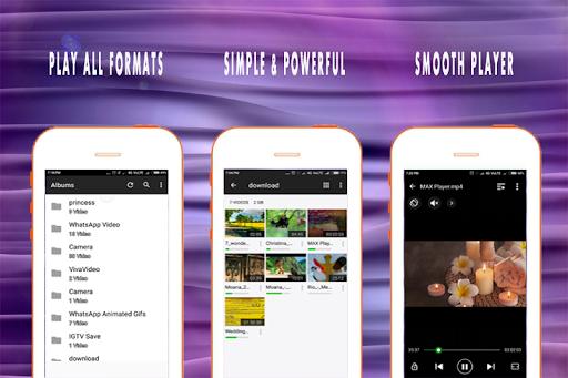 XNV Video Player 2021 screenshot 2