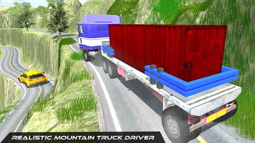 Truck Simulator Transport Driver 3D screenshot 2