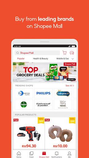 Shopee #1 Online Platform 5 تصوير الشاشة