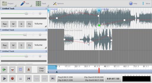 MixPad Multitrack Mixer Free screenshot 9