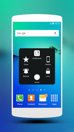 Assistive Touch dla systemu Android screenshot 9