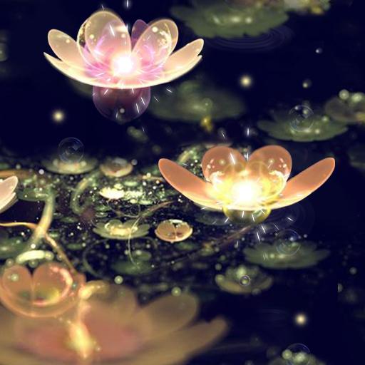 Water Lantern Live Wallpaper icon