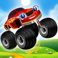 Monster Trucks Game for Kids 2 on 9Apps