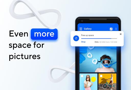 Cloud: Photo & Video Backup! Free Online Storage screenshot 1
