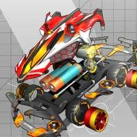 Mini Legend - Mini 4WD Simulation Racing Game on 9Apps