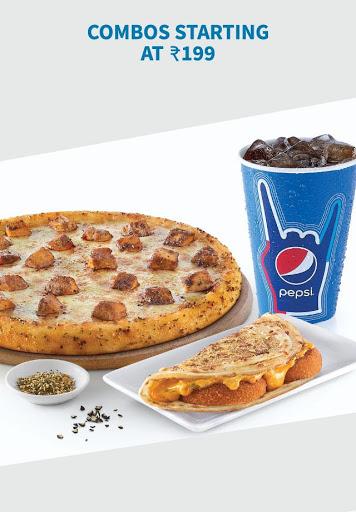 Domino's Pizza - Online Food Delivery App 6 تصوير الشاشة