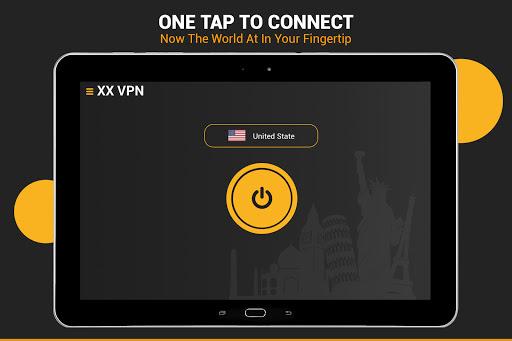 XX VPN - Hot Fast Hotspot & Unlimited Secure Proxy screenshot 5