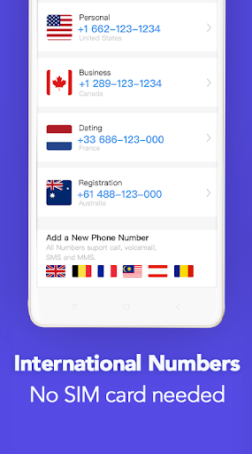 TalkU Free Calls +Free Texting +International Call screenshot 4