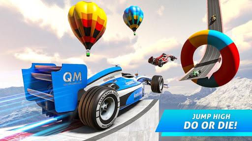 Formula Car GT Racing Stunts- Impossible Tracks 3D screenshot 8