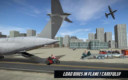 План Самолет велос Transporter screenshot 6