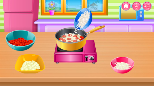 Cooking in the Kitchen - Baking games for girls screenshot 4