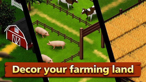 Farm Offline Games : Village Happy Farming screenshot 13
