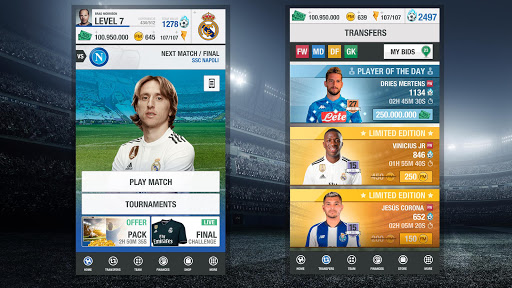PRO Soccer Cup 2020 Manager screenshot 4