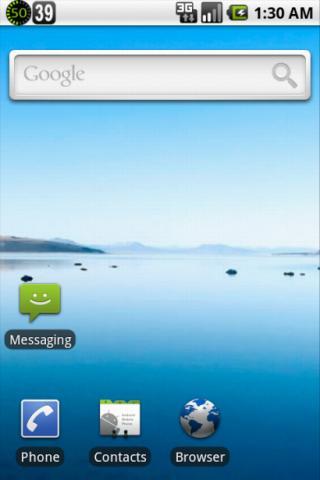 SecondStatus(second clock) screenshot 1