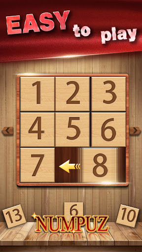 Numpuz: Classic Number Games, Free Riddle Puzzle screenshot 16