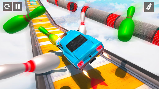 Muscle Car Stunts 2020: Mega Ramp Stunt Car Games screenshot 3
