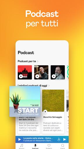 Deezer: Musica, Playlist e Podcast screenshot 7