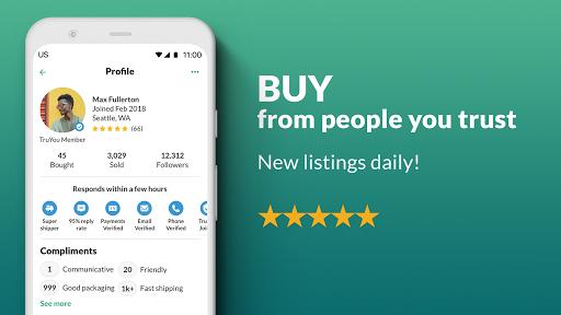 OfferUp: Buy. Sell. Letgo. Mobile marketplace screenshot 3