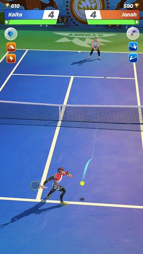 Tennis Clash: 1v1 Free Online Sports Game screenshot 1