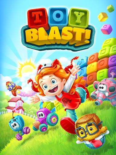 توي بلاست (Toy Blast) 24 تصوير الشاشة