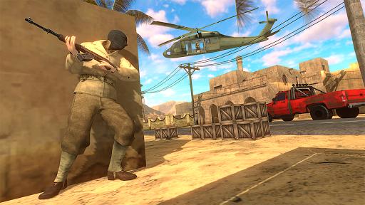 سلاح الجو مطلق النار 3D -ألعاب طائرات الهليكوبتر 3 تصوير الشاشة