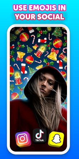 Create emoji up: new emoji & wemoji emojii hearts screenshot 4