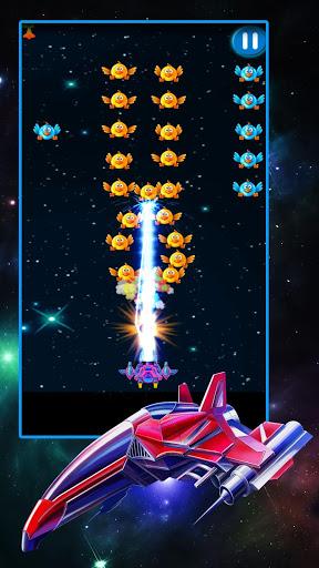 Chicken Shooter: Galaxy Attack screenshot 4