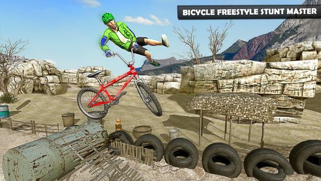 Bicycle Freestyle Stunt Master screenshot 6