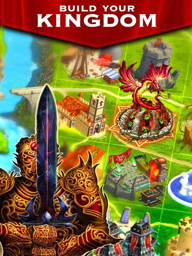 Kingdoms at War: Hardcore PVP 6 تصوير الشاشة
