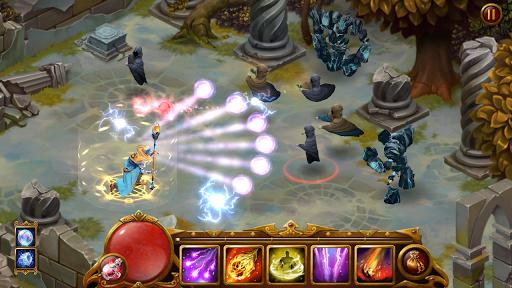 Guild of Heroes: Sihirli Kılıç screenshot 8