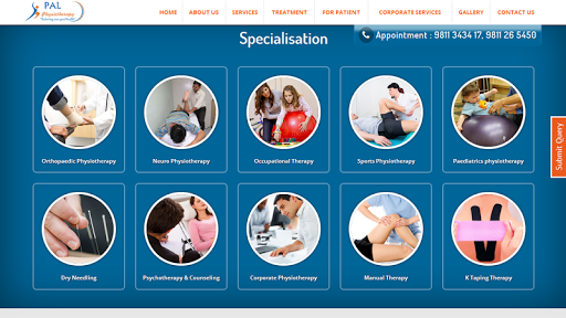 PAL Physiotherapy screenshot 7
