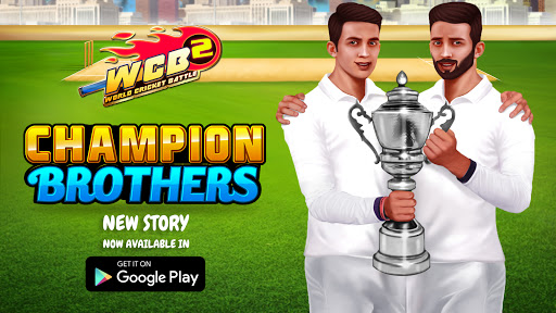 World Cricket Battle 2: Play Free Auction & Career 1 تصوير الشاشة