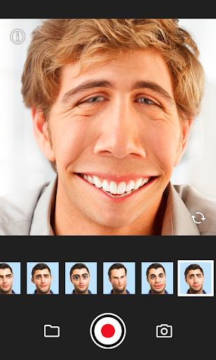 Face Warp 5 تصوير الشاشة