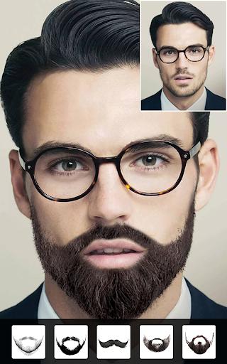 Beard Man - لحية محرر الصور, تعديل الصور 13 تصوير الشاشة