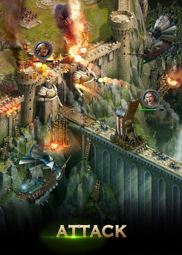 Age of Kings: Skyward Battle 12 تصوير الشاشة