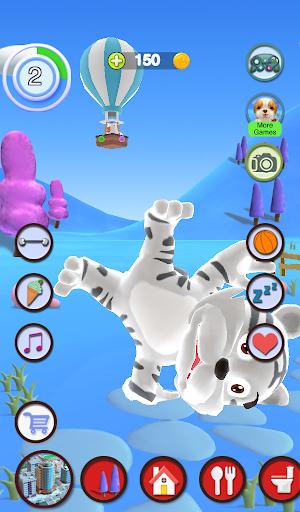 Talking Tiger screenshot 9