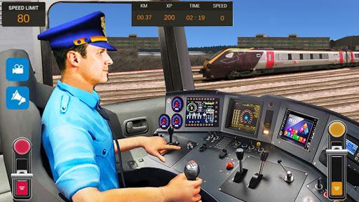 City Train Driver Simulator 2019: Free Train Games screenshot 1
