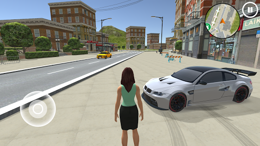 Driving School Simulator 2020 4 تصوير الشاشة