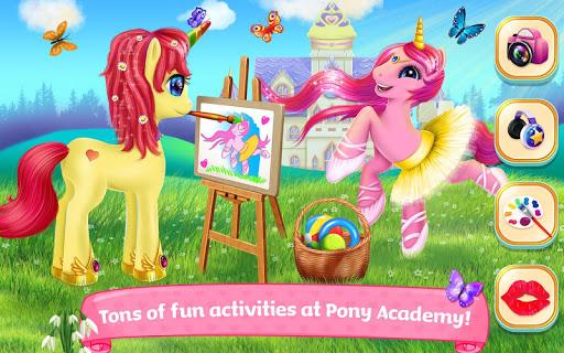 Pony Princess Academy screenshot 4